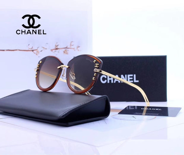 Chanel Sunglasses - Brown _mxm_store_exclusive_brands