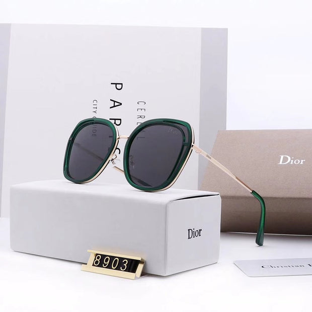 Dior Sunglasses D8903 - Green and Grey _mxm_store_exclusive_brands