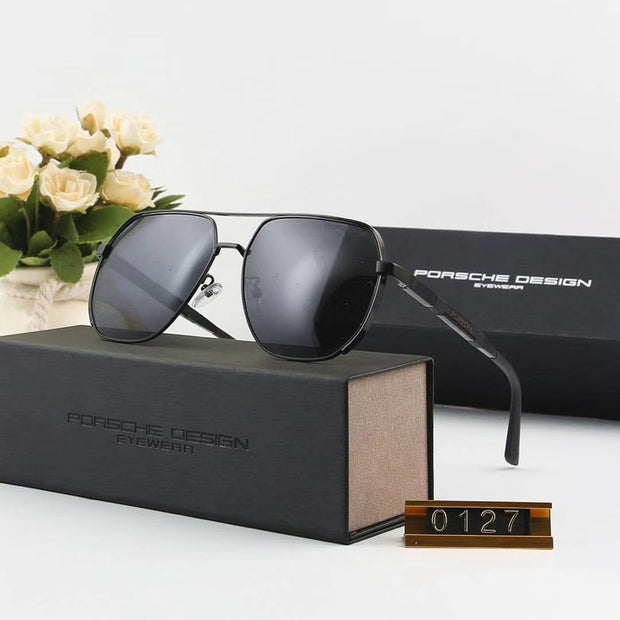 Porsche Design Sunglasses P0127 - Black Frame & Black Gradient Lenses _mxm_store_exclusive_brands