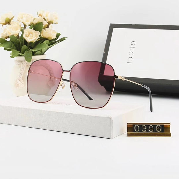 Gucci Sunglasses GG0396 - Brown _mxm_store_exclusive_brands