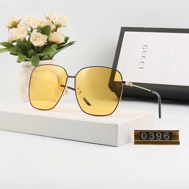 Gucci Sunglasses GG0396 - Orange _mxm_store_exclusive_brands
