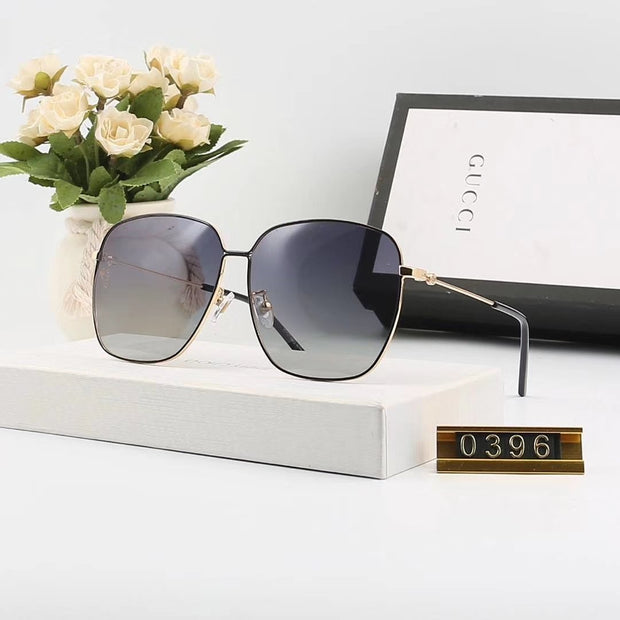 Gucci Sunglasses GG0396 - Grey _mxm_store_exclusive_brands