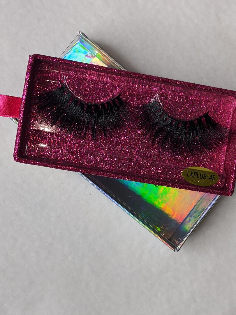 5D Mink Lashes LX Plus 45