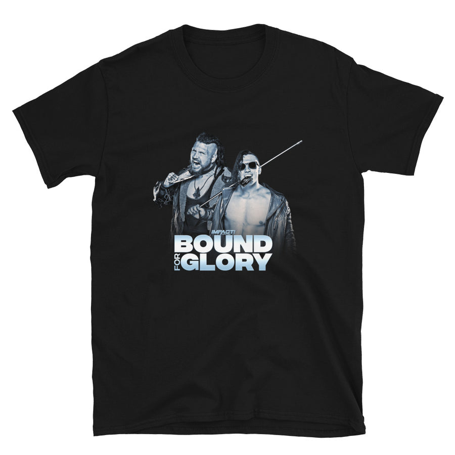 Bound For Glory 2020 Madman Fulton & Ace Austin T-Shirt