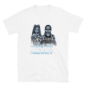 Bound For Glory 2020 Kiera Hogan & Tasha Steelz T-Shirt
