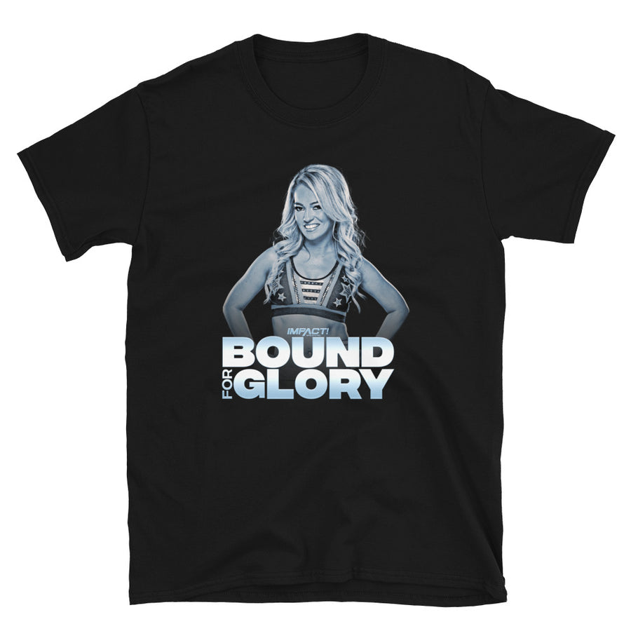 Bound For Glory 2020 Alisha Edwards T-Shirt