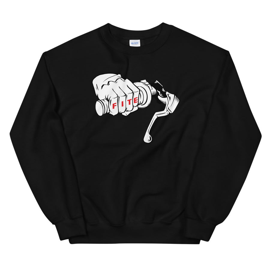 No Brakes Sweatshirt Black