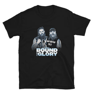 Bound For Glory 2020 The Deaners T-Shirt