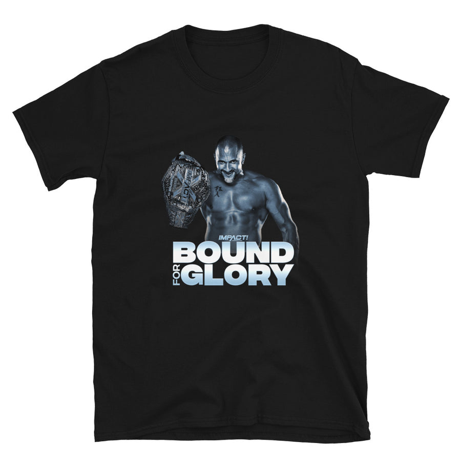 Bound For Glory 2020 Rohit Raju T-Shirt