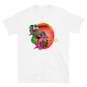 Talk N' Shop A Mania 2 School of Karate T-Shirt White