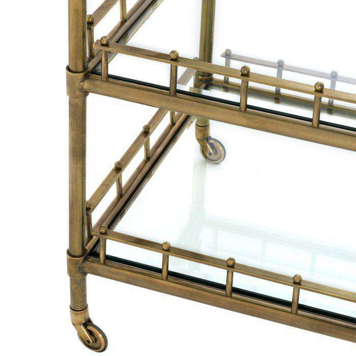 Roux Trolley - TERTIUS COLLECTION