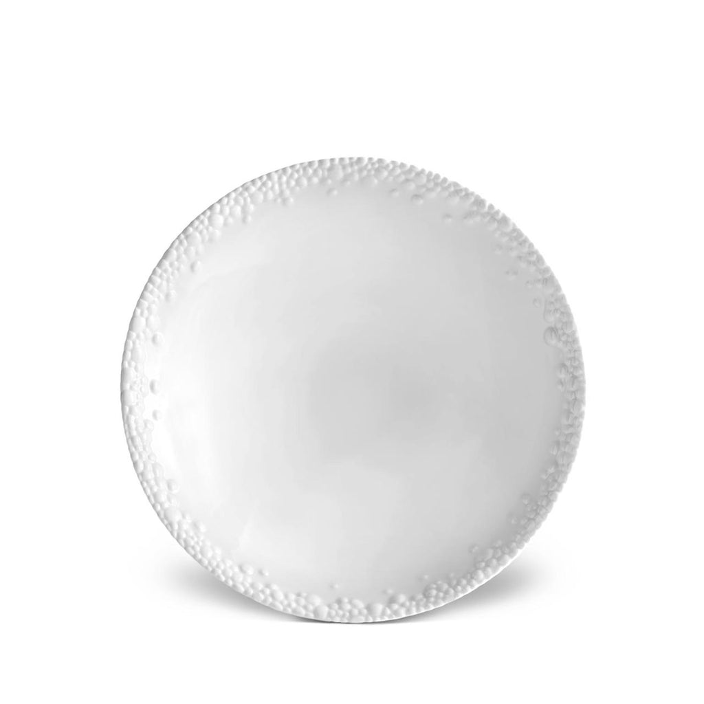 Haas Mojave Dinner Plate - White - TERTIUS COLLECTION