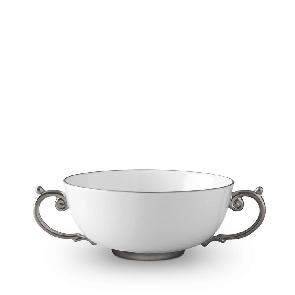 Aegean Soup Bowl - Medium - Platinum - L'Objet