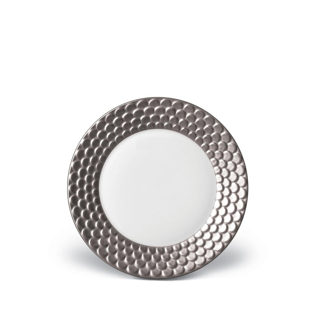 Aegean Bread & Butter Plate - Platinum - TERTIUS COLLECTION