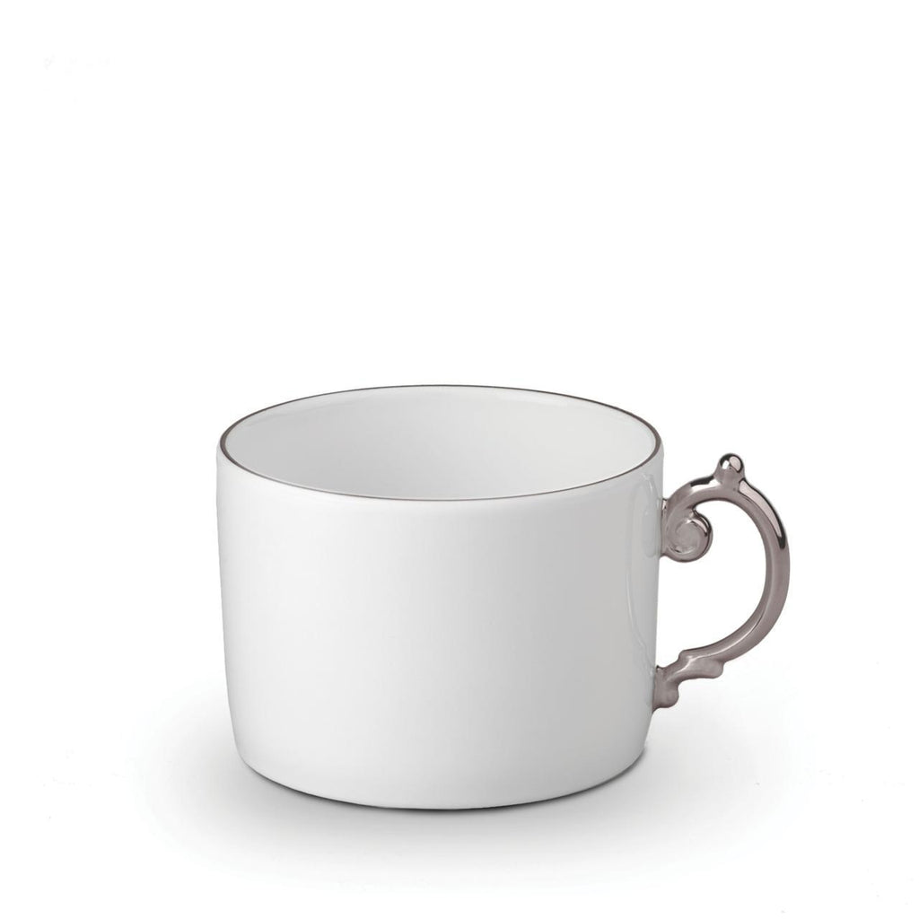 Aegean Tea Cup - Platinum - TERTIUS COLLECTION