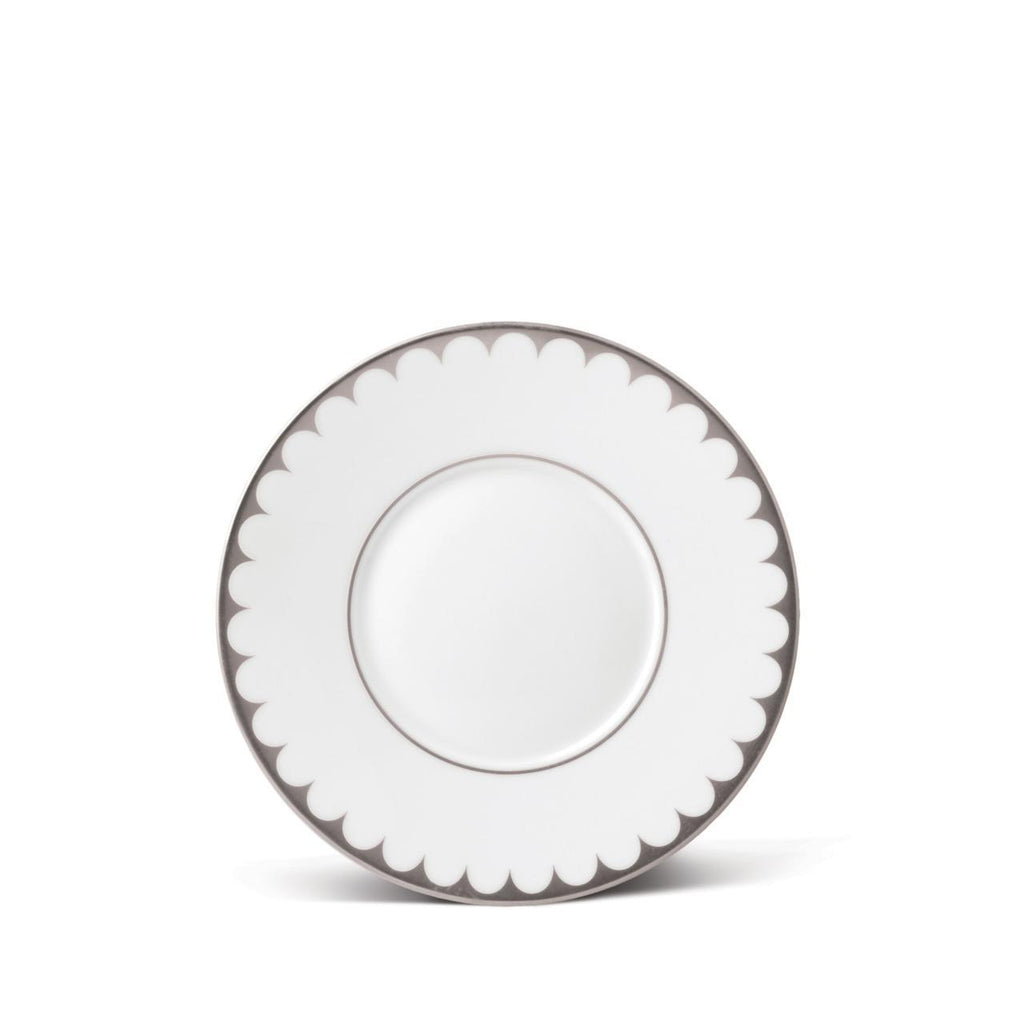 Aegean Filet Saucer - Platinum