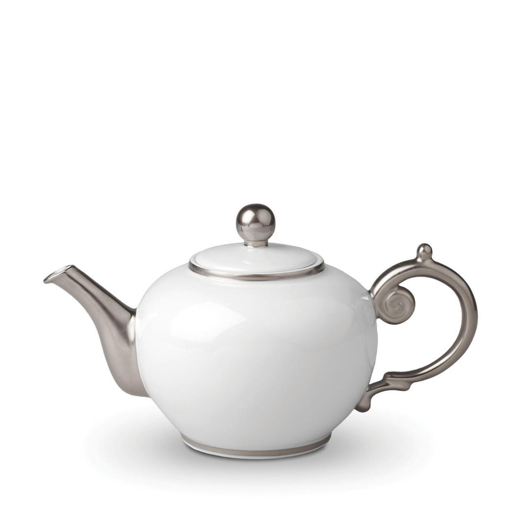 Aegean Teapot - Platinum - TERTIUS COLLECTION