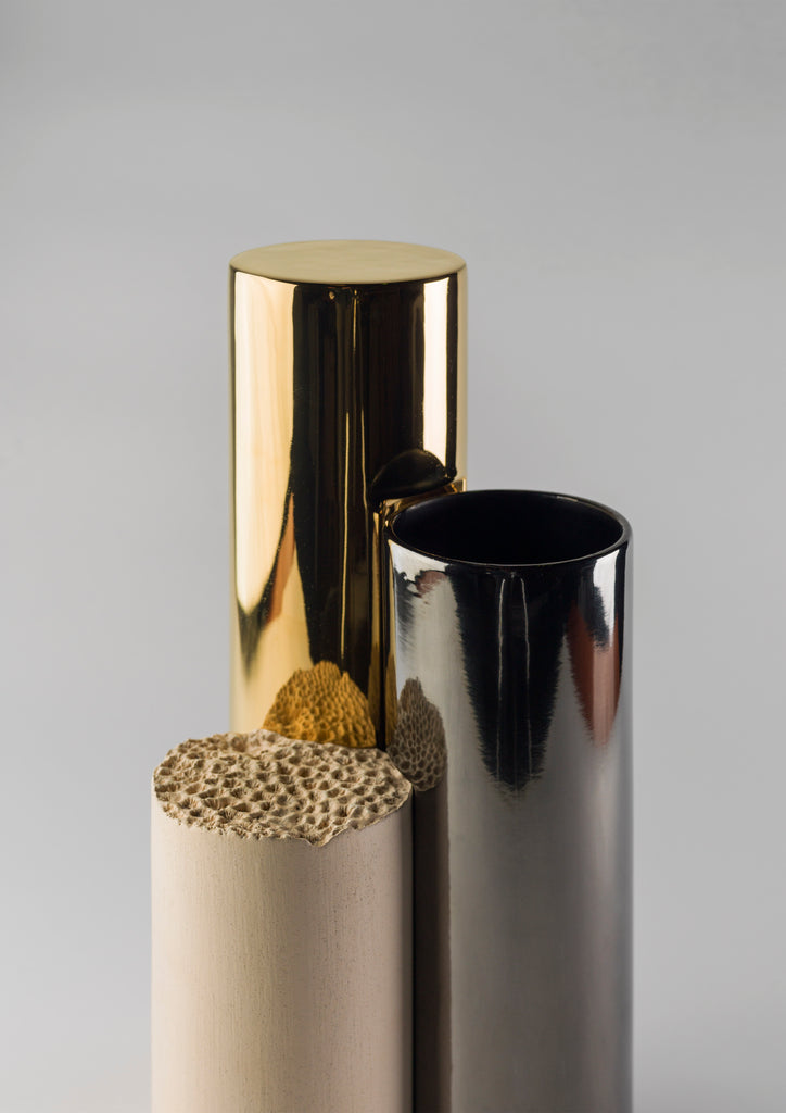 Is-Dher Vases - Set of 3 - TERTIUS COLLECTION