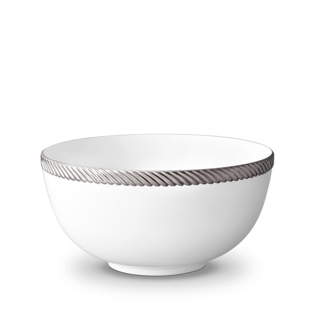 Corde Bowl - Large - Platinum - L'Objet