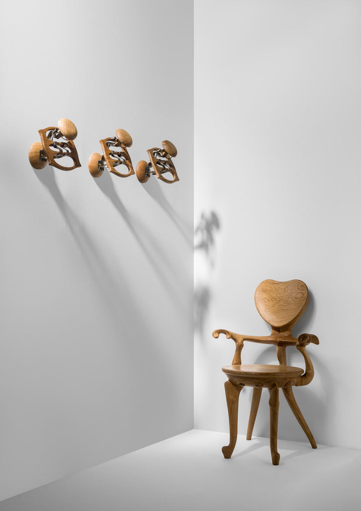 Dali inspired Barcelona Design Functional Furniture - Calvet Hanger