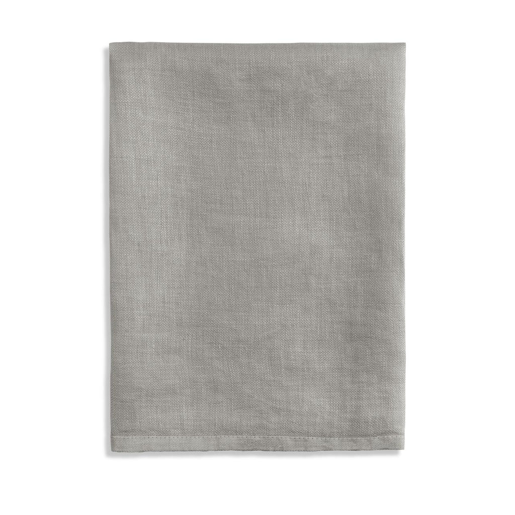 Linen Sateen Napkins (Set of 4) - Grey - TERTIUS COLLECTION