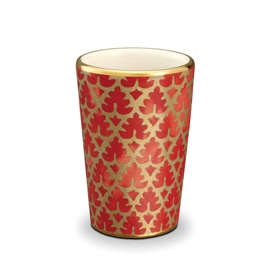 Fortuny Murillo Tumblers - Red - L'Objet