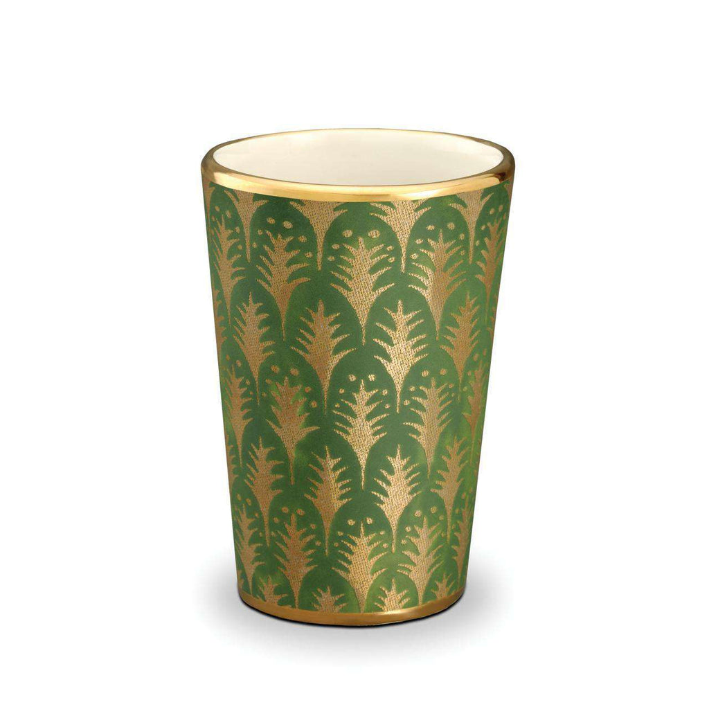 Fortuny Piumette Tumblers - Green - TERTIUS COLLECTION