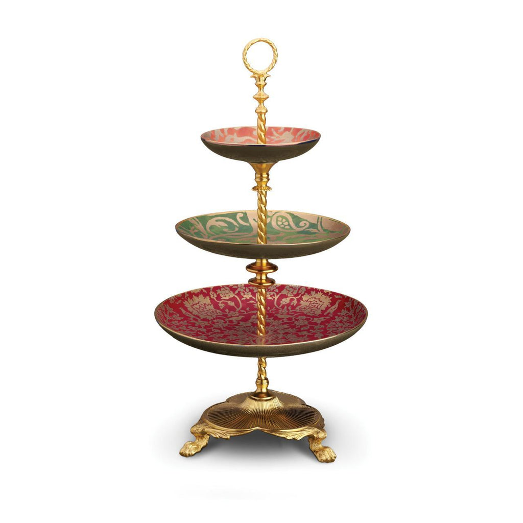 Fortuny 3-Tier Server - L'Objet