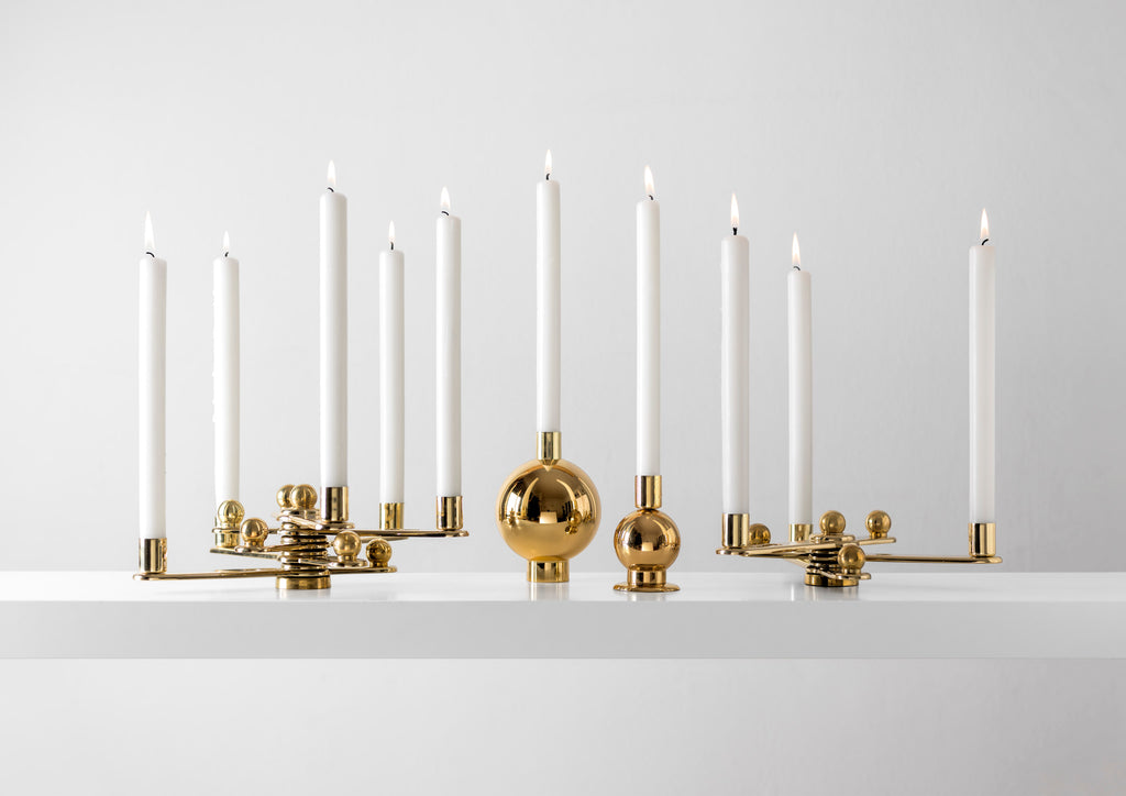 Dali inspired Barcelona Design Functional Furniture - REmix Vol. 1 Candleholders