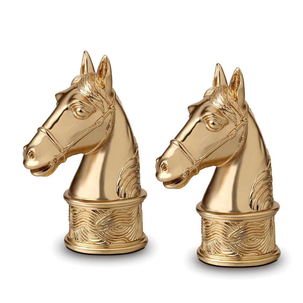 Horse Spice Jewels - Gold - L'Objet