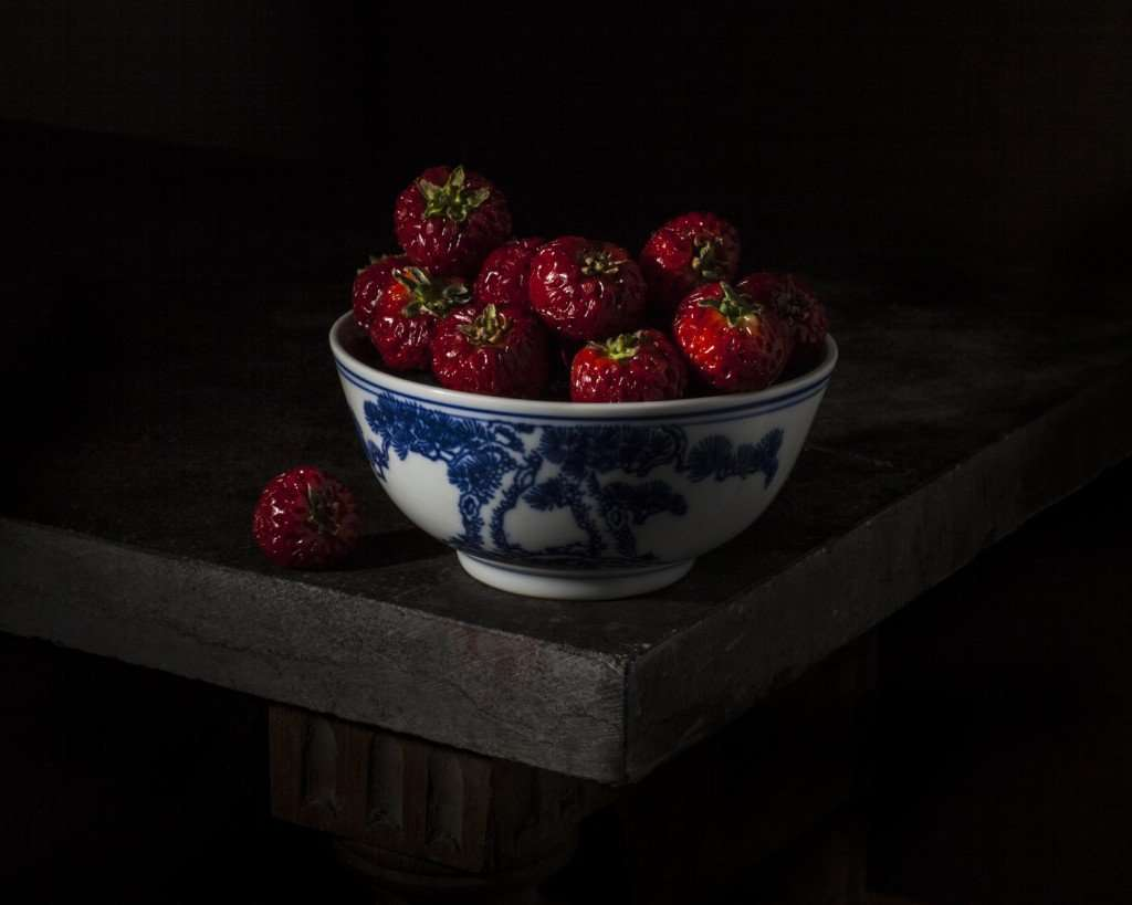 Jeroen Luijt - Strawberries in China