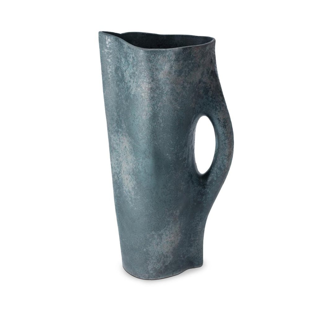 Timna Pitcher - Aged Iron - TERTIUS COLLECTION