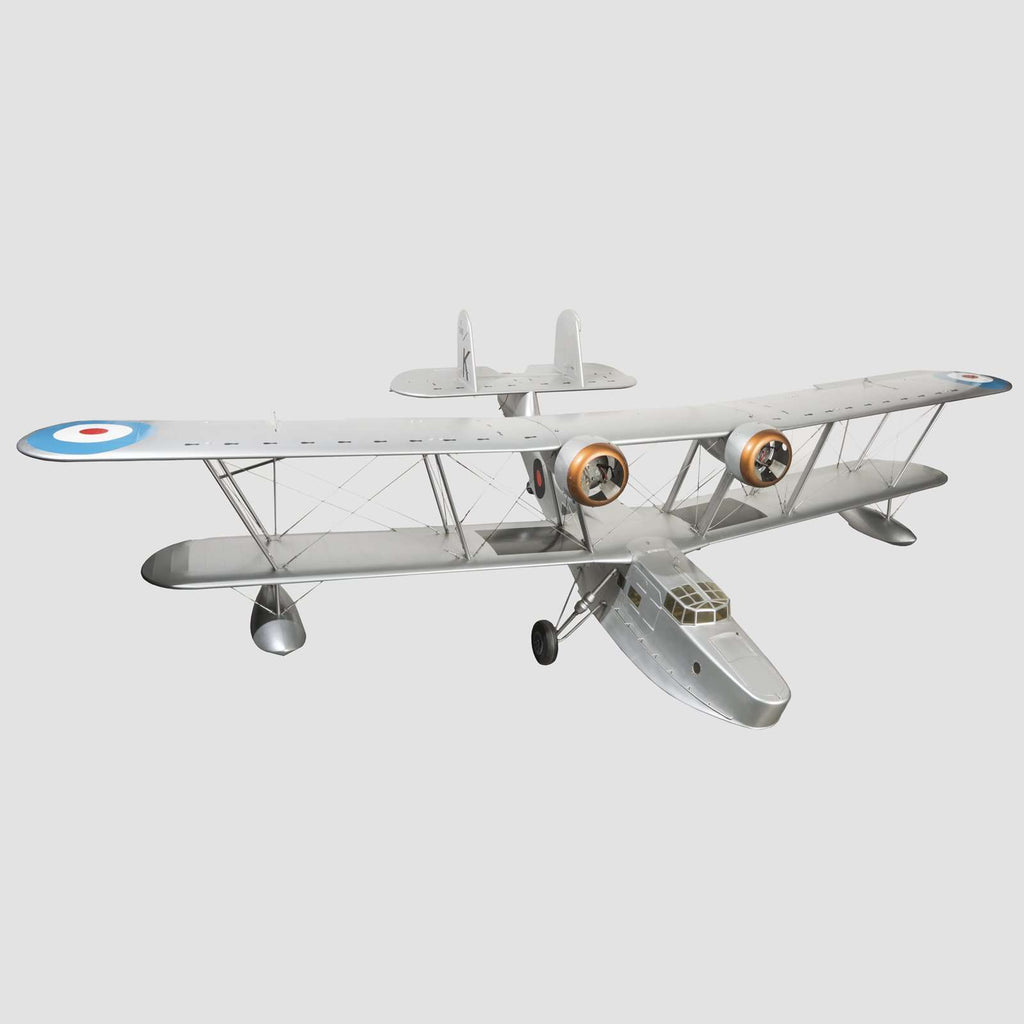 Large Airplane Model - TERTIUS ANTIQUES
