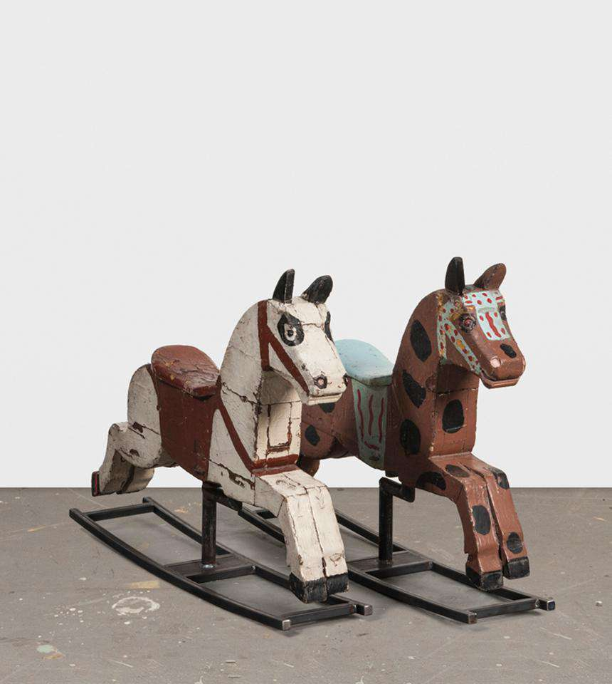 Carousel Horses - TERTIUS COLLECTION