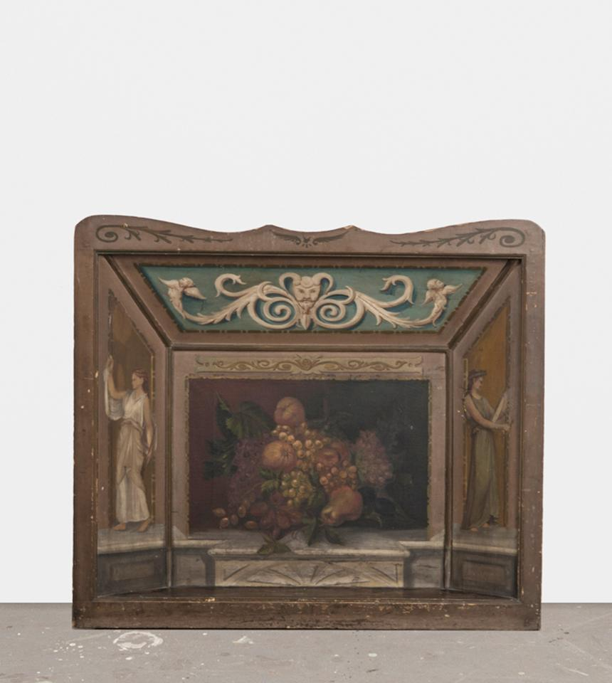 Fireplace Screen - TERTIUS COLLECTION