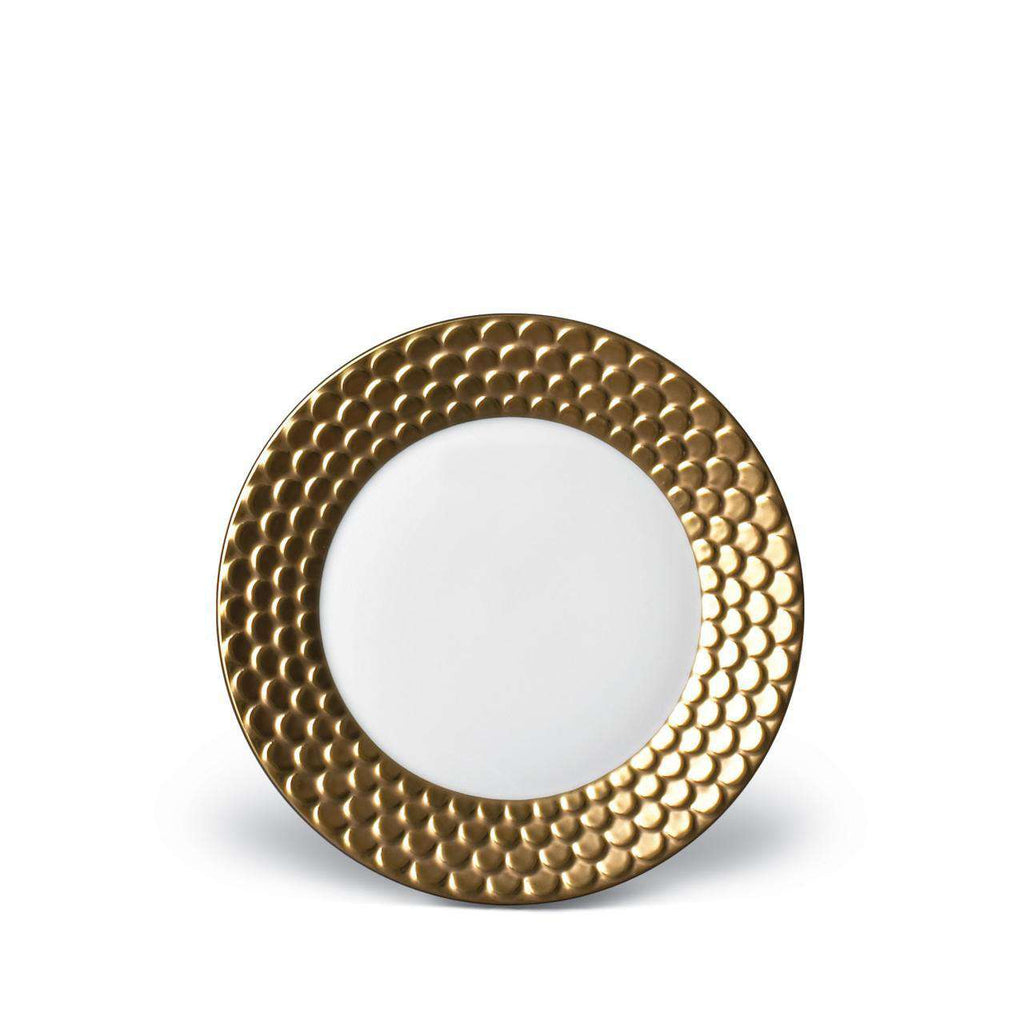 Aegean Bread & Butter Plate - Gold - TERTIUS COLLECTION