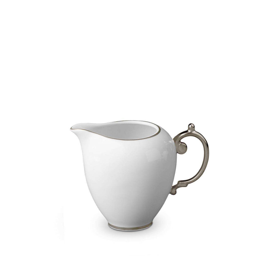 Aegean Creamer - Platinum - TERTIUS COLLECTION