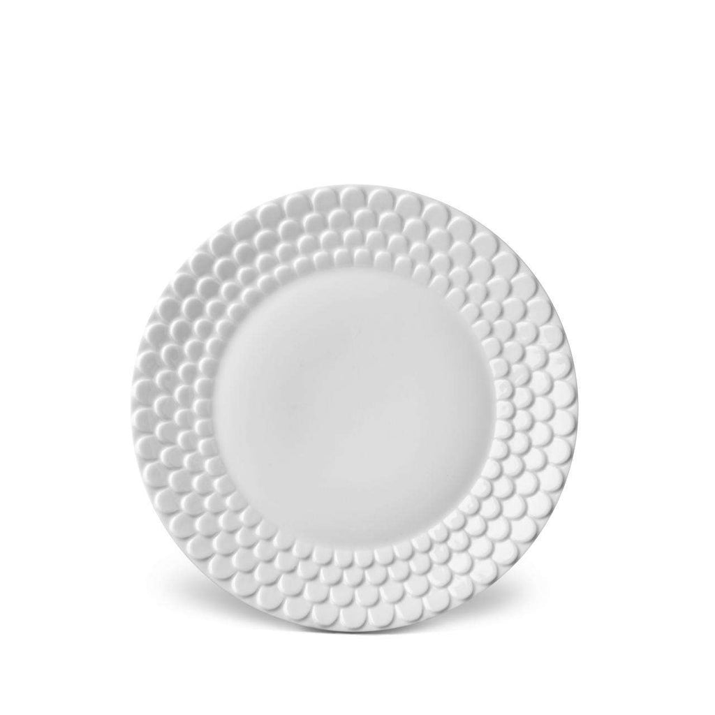 Aegean Dessert Plate - White - TERTIUS COLLECTION