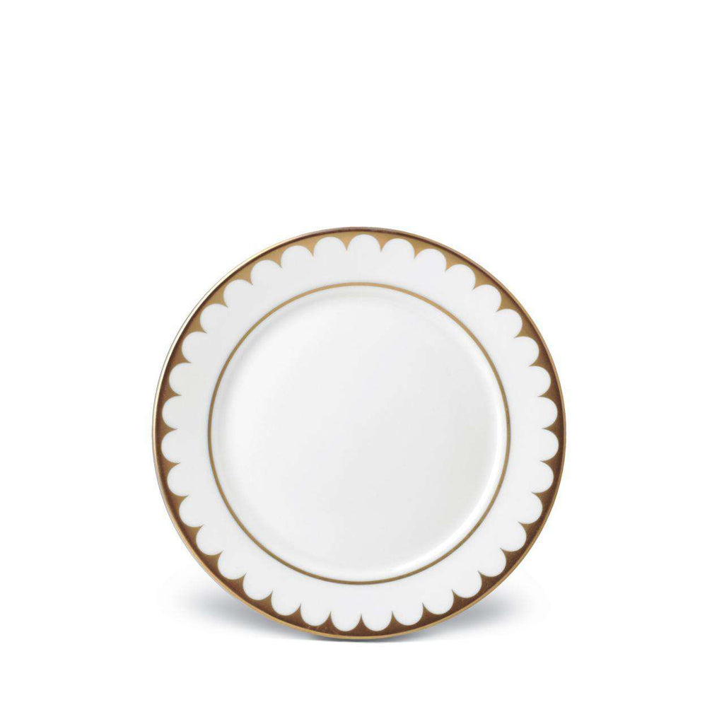 Aegean Filet Bread & Butter Plate - Gold - TERTIUS COLLECTION