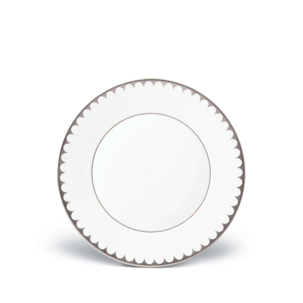 Aegean Filet Dessert Plate - Platinum - TERTIUS COLLECTION