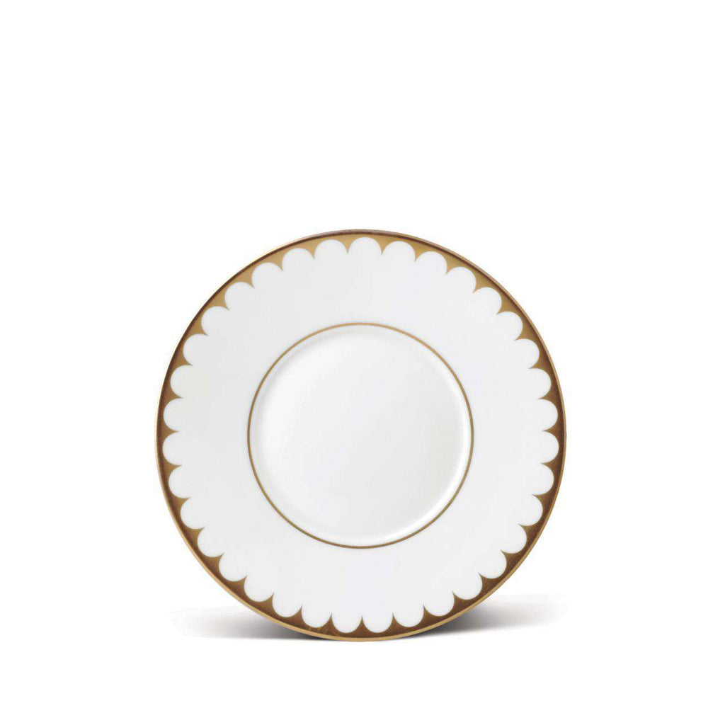 Aegean Filet Saucer - Gold - TERTIUS COLLECTION