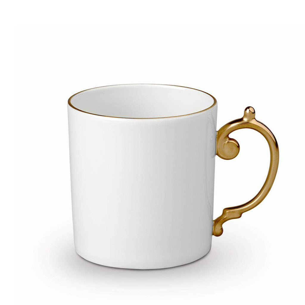 Aegean Mug - Gold - TERTIUS COLLECTION
