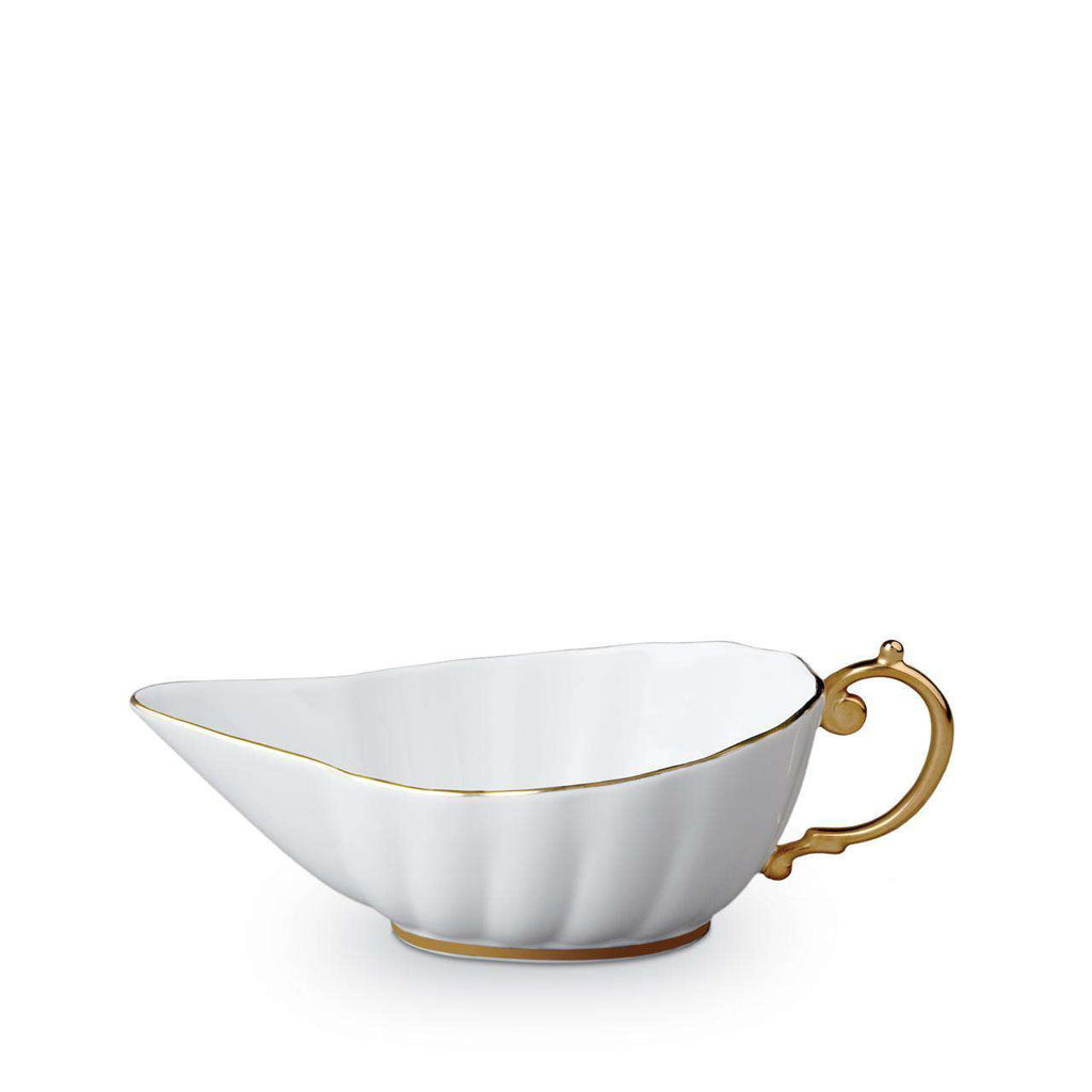 Aegean Sauce Boat - Gold - TERTIUS COLLECTION