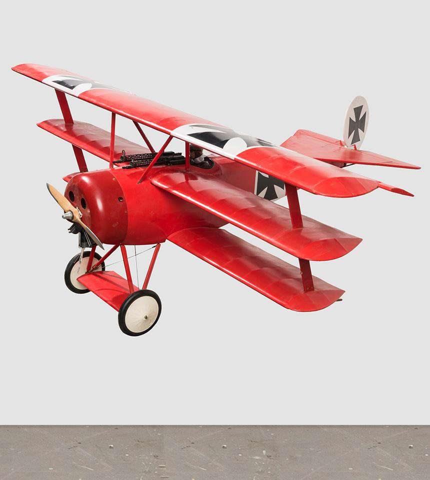 Airplane Model Red Baron - TERTIUS COLLECTION