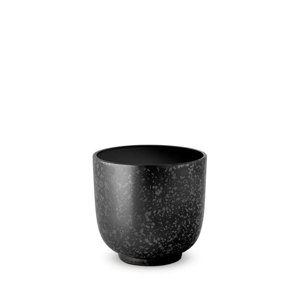 Alchimie Cache Pot - Black - TERTIUS COLLECTION