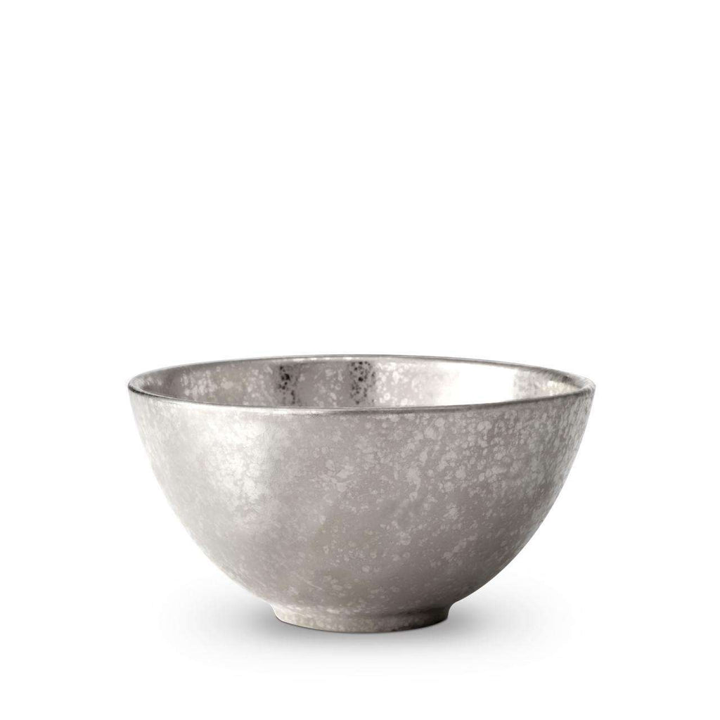 Alchimie Cereal Bowl - Medium - Platinum - TERTIUS COLLECTION