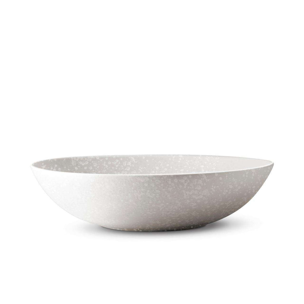 Alchimie Coupe Bowl - Large - White - TERTIUS COLLECTION