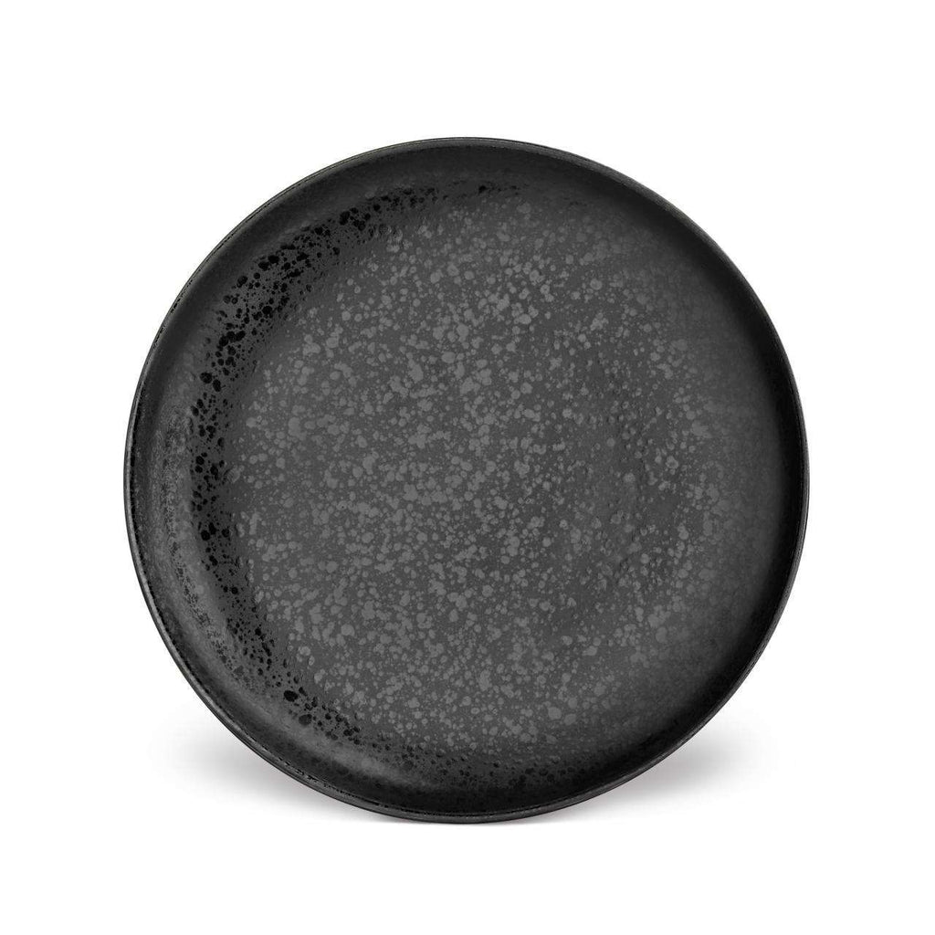 Alchimie Dinner Plate - Black - TERTIUS COLLECTION