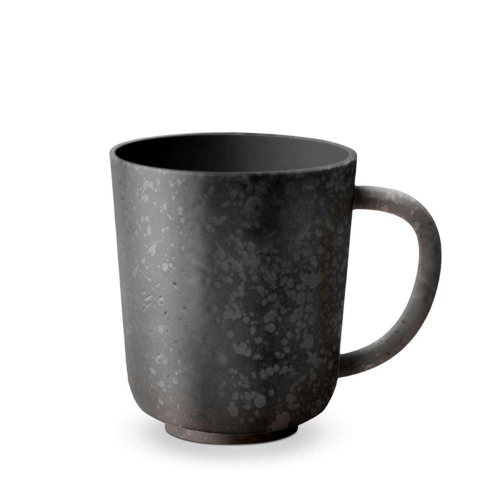 Alchimie Mug - Black - TERTIUS COLLECTION