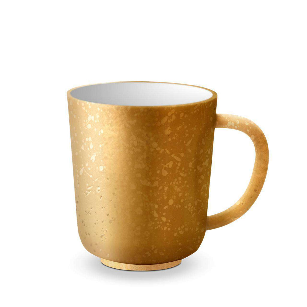 Alchimie Mug - Gold - TERTIUS COLLECTION